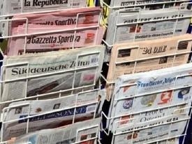 European newspapers / hirportal.sikerado.hu