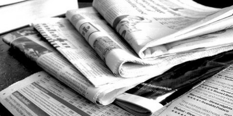 European newspapers / Flickr / NS Newsflash / CC BY 2.0