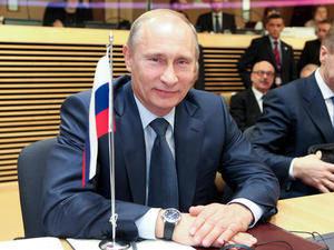 Vladimir Putin / EC