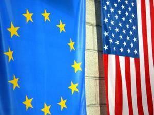 EU and USA flags / ec.europa.eu