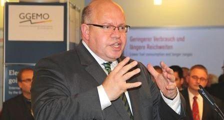 German Environment Minister Peter Altmaier / Wikimedia