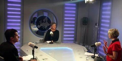 U Talking to Me? with Margrethe Vestager