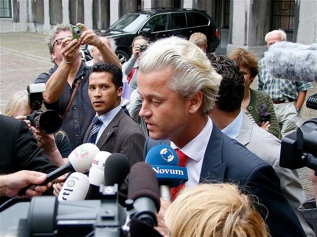 Geert Wilders / Flickr / Roel Wijnants / CC BY-NC 2.0