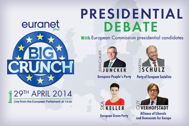 Big Crunch Presidential Debate