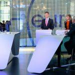 Big Crunch Presidential Debate - talking about unemployment / Euranet Plus News Agency