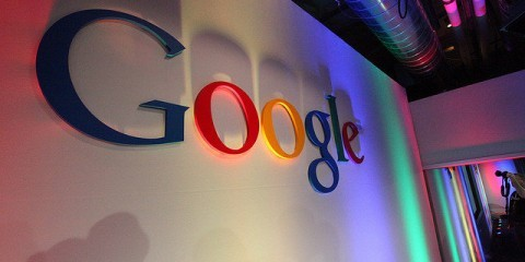Google logo in Building43 / Flickr / Robert Scoble / CC BY 2.0