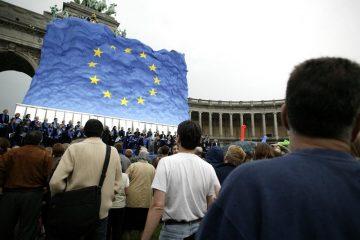 """The """"Big Bang"""" celebrations of the 2004 EU enlargement / ec.europa.eu"""