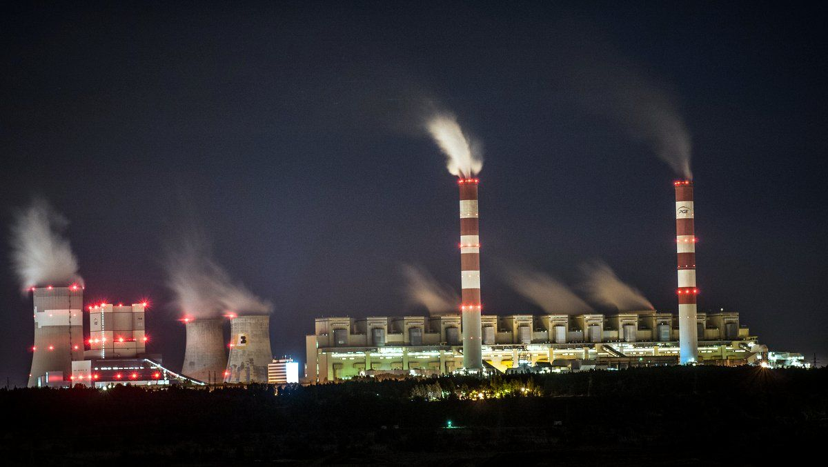 Bełchatów Coal Mine in Poland / Flickr / Kamil Porembiński / CC BY-SA 2.0