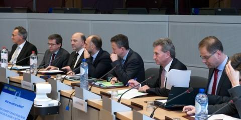 First meeting of the project team 'Digital Single Market' on January 28, 2015 / ec.europa.eu