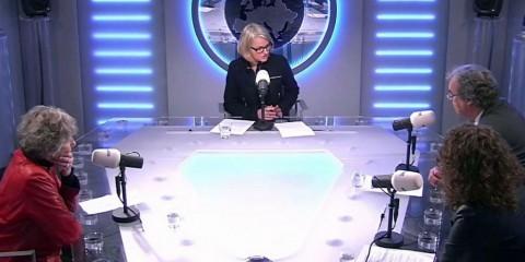 'U Talking to Me' debate at the Euranet Plus News Agency on February 3, 2015 / Euranet Plus News Agency