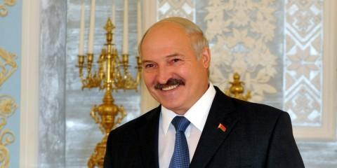 Alexander Lukashenko, President of Belarus, in 2014