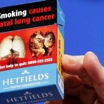 Graphic warning on a cigarette pack / ec.europa.eu