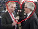 Twittersphere about EU: Duncan Robinson ‏@duncanrobinson on April 30, 2015: Hearts for Juncker and Farage at European Parliament