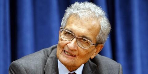 Nobel Laureate Amartya Sen in 2010 / Flickr / United Nations Development Programme / CC BY-NC-ND 2.0