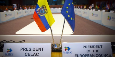 EU-CELAC summit on June 10, 2015 / tvnewsroom.consilium.europa.eu/