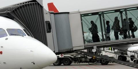 Airport Bale-Mulhouse / European Union 2014 - Source EP