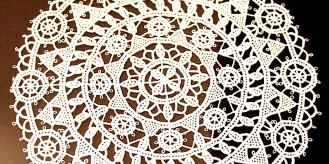 Pag lace (Croatian: Paška čipka) is a type of lacework from Pag on the island of Pag / Wikimedia Commons