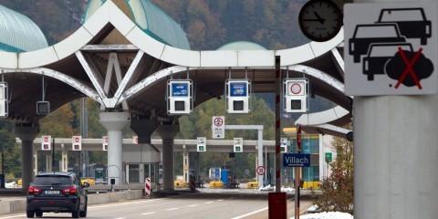 Disused border crossing between Austria and Slovenia / ec.europa.eu