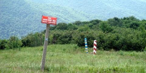 Polish-Ukrainian border / Wikimedia - Ondřej Žváček