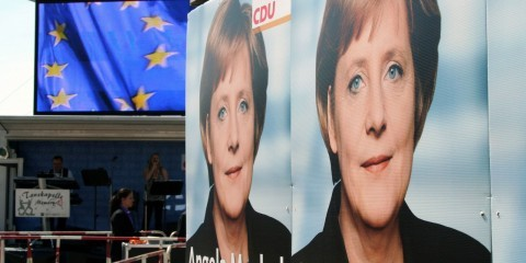 European elections campaigns in Germany 2009 / Flickr / Simon Zeimke / CC BY-NC 2.0