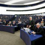 Jean-Claude Juncker at plenary session week 48 2015 in Strasbourg / European Union 2015 - source:EP