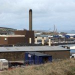 View of the power station in Lerwick, Shetland Islands in 2014 / ec.europa.eu