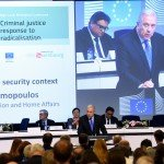 Participation of Dimitris Avramopoulos at High Level Ministerial Conference on the 'Criminal justice response to radicalisation' in October 2015 / ec.europa.eu