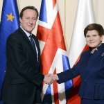David Cameron and Prime Minister Szydlo on December 10, 2015 / Flickr / Number 10 / CC BY-NC-ND 2.0