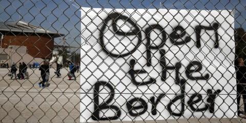 Eleonas, temporary refugee accommodation center in Athens in December 2015 / ec.europa.eu