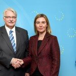 Visit of Witold Waszczykowski, Polish minister for foreign affairs, to the European Commission in December 1, 2015 / ec.europe.eu