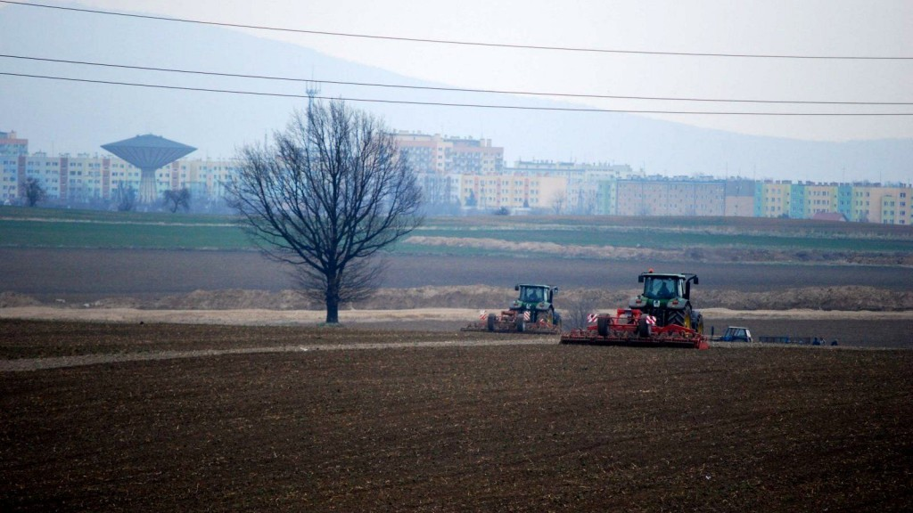 Agriculture in Milikowice, Lower Silesia, Poland / Flickr / Tomasz Lewicki / CC BY-SA 2.0
