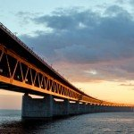 Öresund bridge in December 2015: Just iron / L.E Daniel Larsson / Flickr / CC BY 2.0