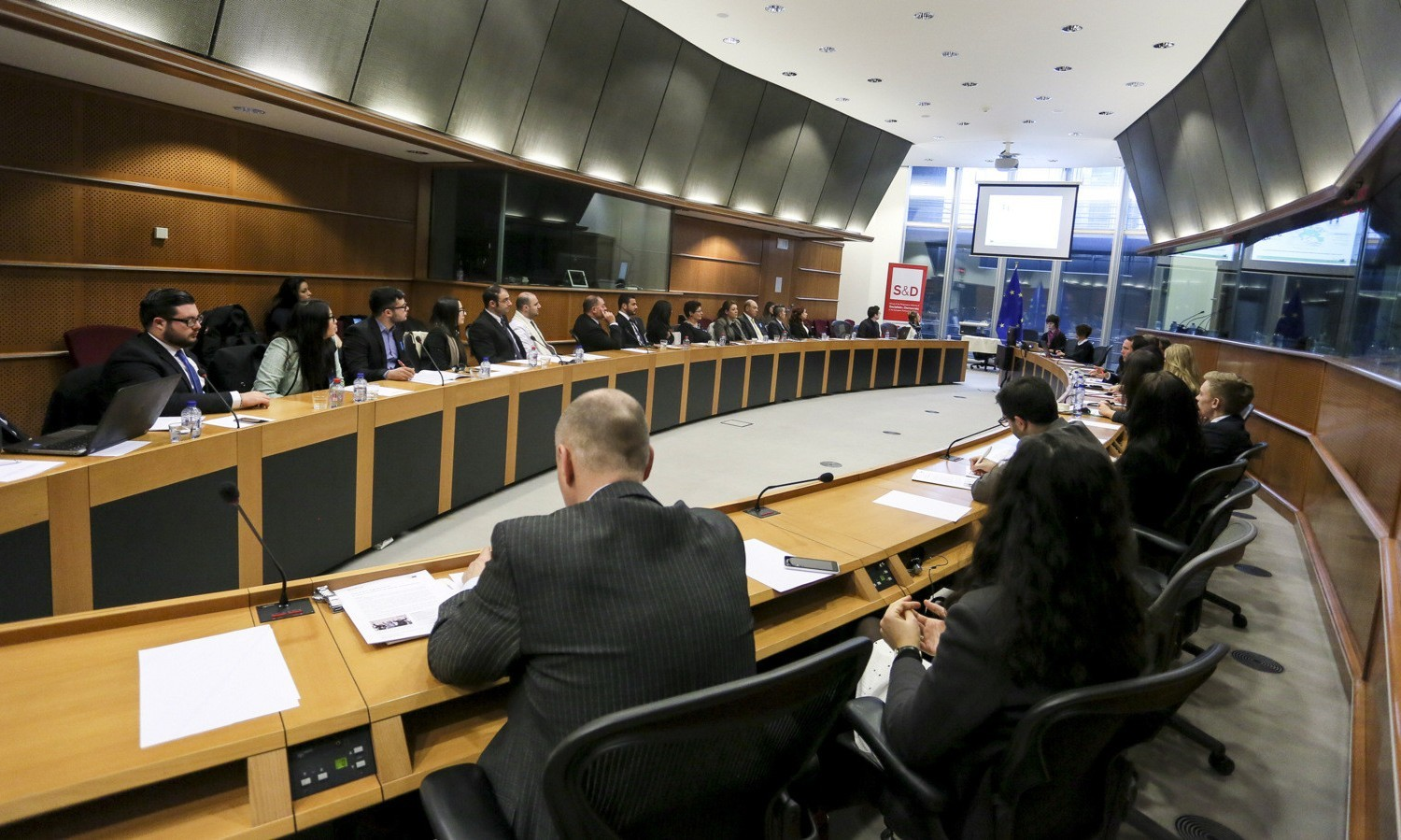 Conference on climate change - Climate challenges from an energy perspective on February 18, 2016 / European Union 2016 - EP/PE