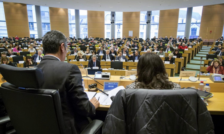 ENVI Committee meeting on February 17, 2016 / European Union 2016 - EP/PE