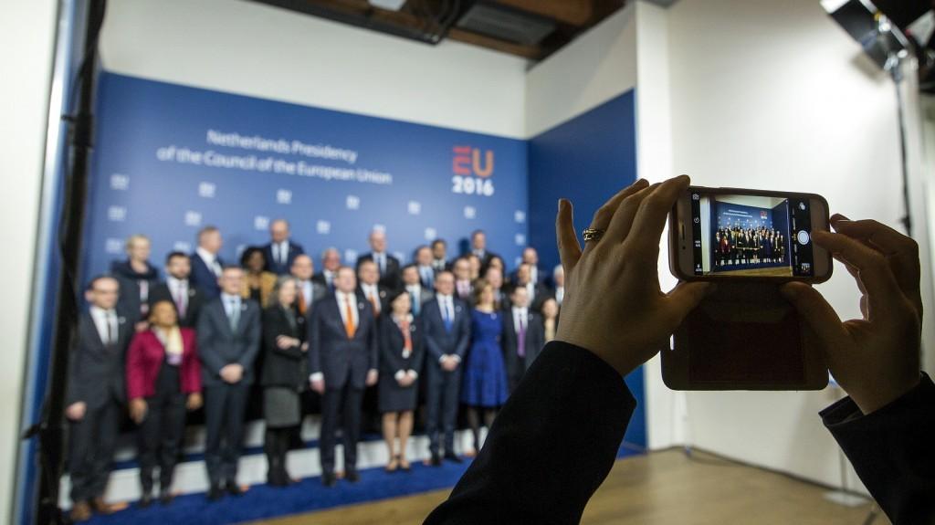 Informal meeting of EU interior ministers in Amsterdam on January 25, 2016 / tvnewsroom.consilium.europa.eu/