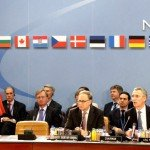 Federica Mogherini at meeting of NATO ministers for foreign affairs in December 2015 / ec.europa.eu