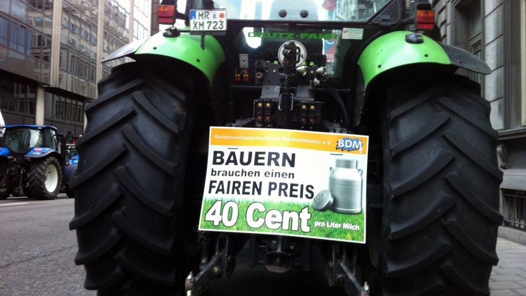 Farmer protest in Brussels in 2012 / Flickr / mourignac / CC BY-NC 2.0