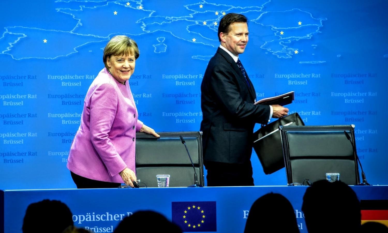 European Council on February 19, 2016 / tvnewsroom.consilium.europa.eu/