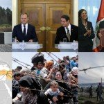 Collage European press round up: Concerns and demands on EU-Turkey deal and alternative migrant routes expected