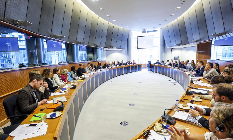 Greens/EFA debate on GMOs in Brussels in September 2015 / European Union 2015 - Source: EP/PE