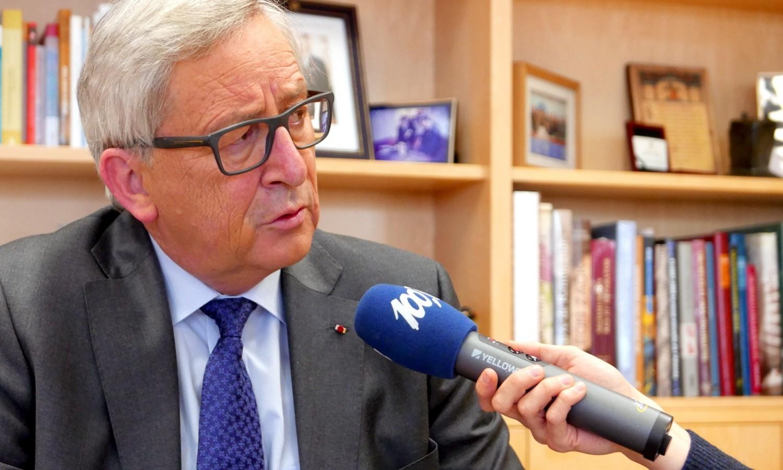 Radio 100,7 interview with Jean-Claude Juncker on March 24, 2016 / Radio 100,7