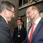 Martin Schulz meets Prime Minister of Turkey / European Union 2016 - EP/PE