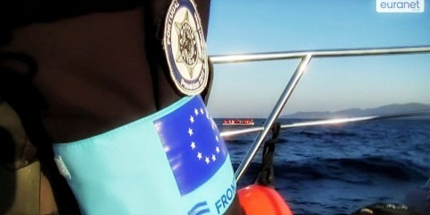 Main teaser image NOW! video: Migrant deal challenges EU coast guards