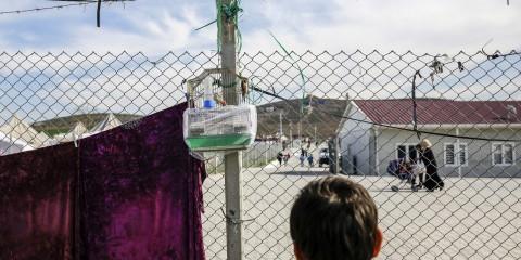 Osmaniye Cevdetiye Camp in Turkey in February 2016 / European Union 2016 - Source: EP/PE