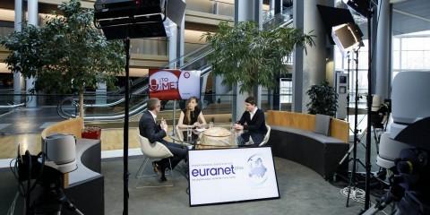 Euranet Plus recording ' U talking to me? '