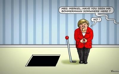 Böhmerman is gone / Marian Kemensky