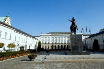 Presidential palace, Warsaw / ec.europe.eu